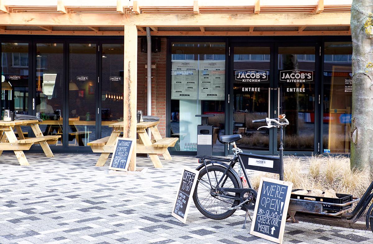 foto van ons restaurant in Diemen